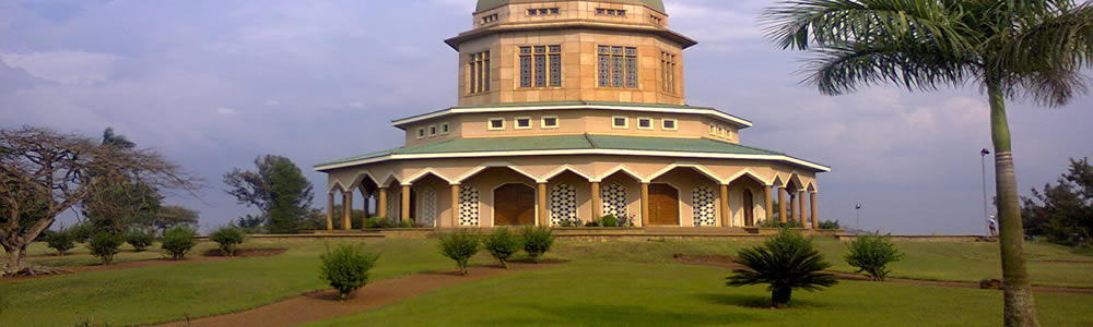 The Baha'i Temple, Africa's mother temple.